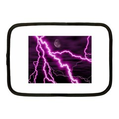 Purple Lightning 10  Netbook Case