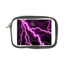 Purple Lightning Ultra Compact Camera Case
