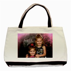 Grandbabies Black Tote Bag