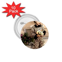 Trick or Treat Baby 10 Pack Small Button (Round)