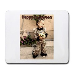 Trick Or Treat Baby Large Mouse Pad (rectangle)