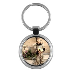 Trick or Treat Baby Key Chain (Round)