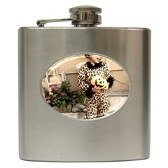 Trick Or Treat Baby Hip Flask