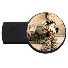 Trick Or Treat Baby 2gb Usb Flash Drive (round)