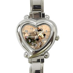 Trick or Treat Baby Classic Elegant Ladies Watch (Heart)