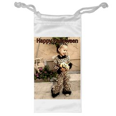 Trick Or Treat Baby Glasses Pouch