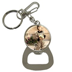 Trick Or Treat Baby Key Chain With Bottle Opener