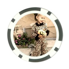 Trick Or Treat Baby Poker Chip