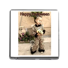 Trick or Treat Baby Card Reader with Storage (Square)
