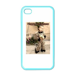 Trick Or Treat Baby Apple Iphone 4 Case (color)