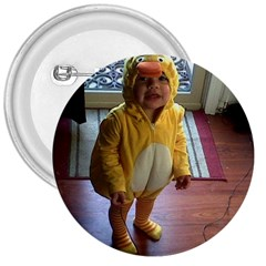 Baby Duckie Large Button (Round)