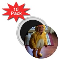 Baby Duckie 10 Pack Small Magnet (Round)