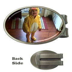 Baby Duckie Money Clip (oval)