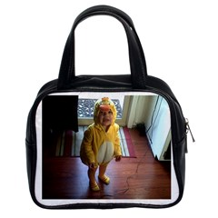 Baby Duckie Twin-sided Satched Handbag