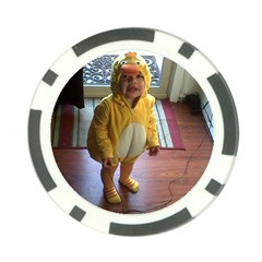 Baby Duckie 10 Pack Poker Chip