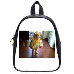 Baby Duckie Small School Backpack