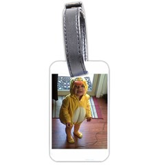 Baby Duckie Single-sided Luggage Tag