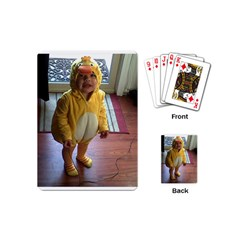 Baby Duckie Playing Cards (Mini)