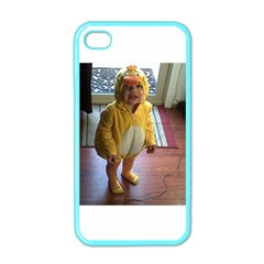 Baby Duckie Apple iPhone 4 Case (Color)