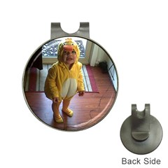 Baby Duckie Hat Clip with Golf Ball Marker