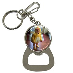 Baby Duckie Key Chain With Bottle Opener