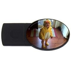 Baby Duckie 4Gb USB Flash Drive (Oval)
