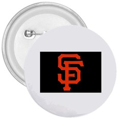 Sf Giants Logo Large Button (round)