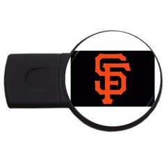 Sf Giants Logo 1Gb USB Flash Drive (Round)