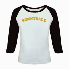 Sd Long Sleeve Raglan Womens'' T Shirt
