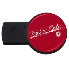 Nuka Cola 1Gb USB Flash Drive (Round)