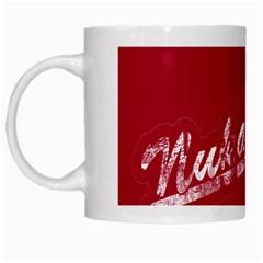 Nuka Cola  White Coffee Mug