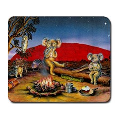 outback.mouse Large Mouse Pad (Rectangle)