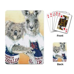 Kanga Koala Cards Standard Playing Cards
