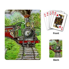 Puffing.billy.cards Standard Playing Cards