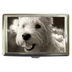Westie.puppy Cigarette Box