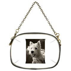 Westie.puppy Single-sided Evening Purse