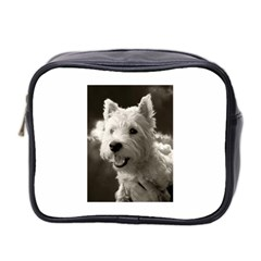 Westie.puppy Twin-sided Cosmetic Case