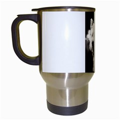 Westie.puppy White Travel Mug