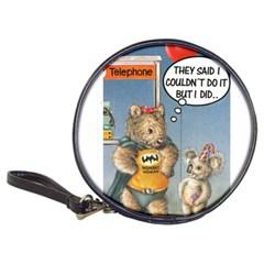 Wombat Woman CD Wallet