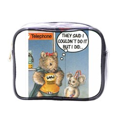 Wombat Woman Single-sided Cosmetic Case