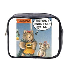 Wombat Woman Twin-sided Cosmetic Case