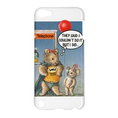 Wombat Woman Apple iPod Touch 5 Hardshell Case