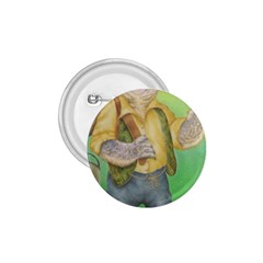 Green Gold Swaggie Small Button (Round)
