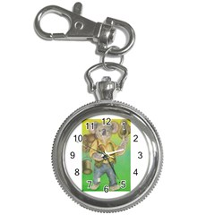 Green Gold Swaggie Key Chain & Watch