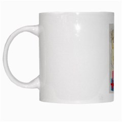 Koala And Bear  White Coffee Mug