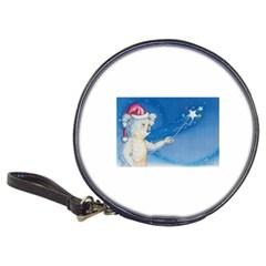 Santa Wand koala CD Wallet