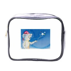 Santa Wand koala Single-sided Cosmetic Case
