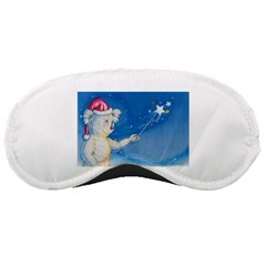 Santa Wand koala Sleep Eye Mask