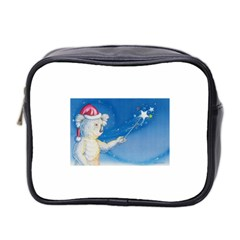 Santa Wand Koala Twin Sided Cosmetic Case