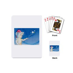Santa Wand koala Playing Cards (Mini)